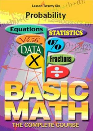Basic Maths: Probability Online DVD Rental