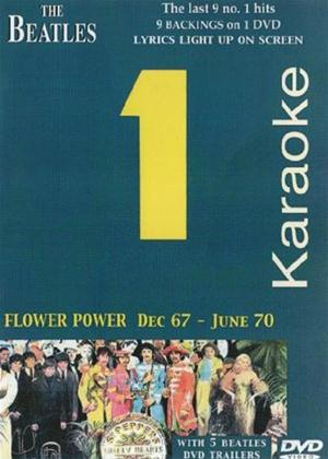 Beatles Number 1 Karaoke: Flower Power Online DVD Rental
