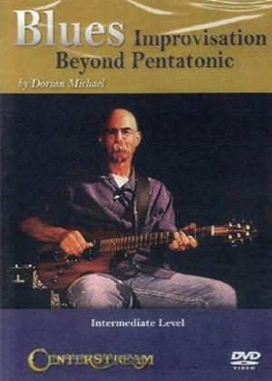 Rent Blues Improvisation: Blues Pentatonic Online DVD Rental