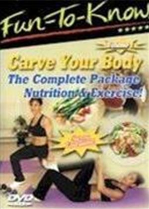 Rent Carve Your Body: Vol.1 Online DVD Rental