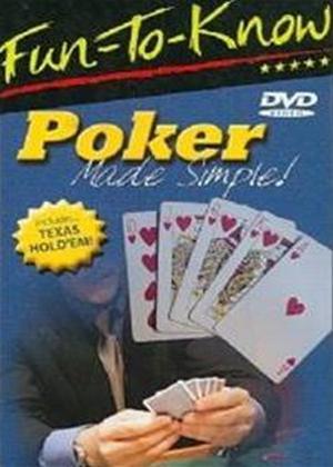 Poker Made Simple Online DVD Rental