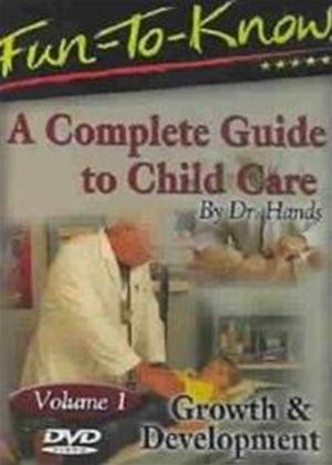 Rent Complete Guide to Childcare: Vol.1: Growth and Development Online DVD Rental