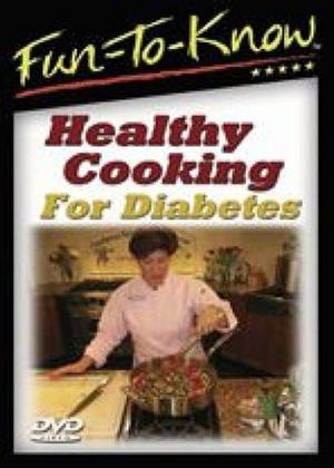 Healthy Cooking for Diabetes Online DVD Rental