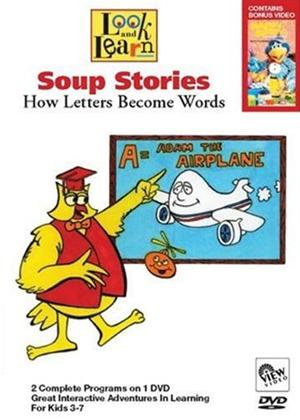 Soup Stories: How Letters Become Words Online DVD Rental