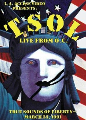 TSOL: Live at the OC Online DVD Rental