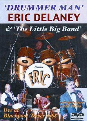 Rent Eric Delaney and the Little Big Band: Drummer Man Online DVD Rental