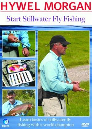 Rent Hywel Morgan: Start Stillwater Fly Fishing Online DVD Rental