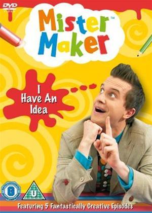 Rent Mister Maker: I Have an Idea Online DVD Rental