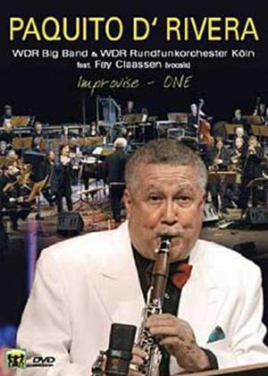 Rent Paquito D'Rivera: Improvise Online DVD Rental