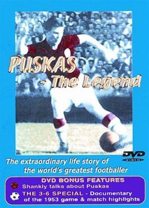 Puskas: The Legend Online DVD Rental