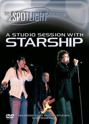 Starship: A Studio Session With Online DVD Rental