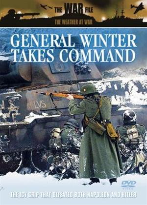 Rent The Weather at War: General Winter Takes Command Online DVD Rental