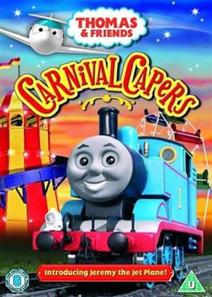 Rent Thomas and Friends: Carnival Capers Online DVD Rental