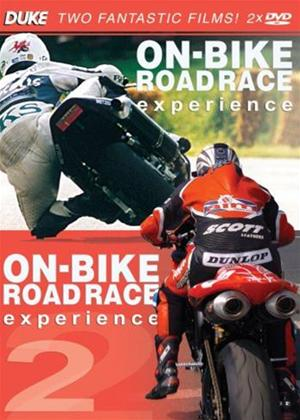 Rent On Bike Road Race Experience 1 and 2 Online DVD Rental