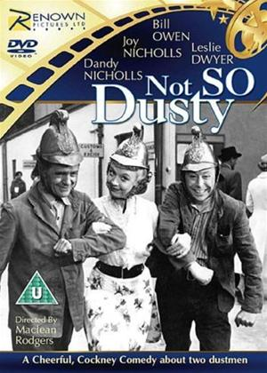 Not So Dusty Online DVD Rental