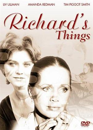 Rent Richard's Things Online DVD Rental