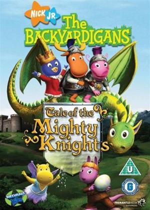 Backyardigans: The Tale of The Mighty Knights Online DVD Rental