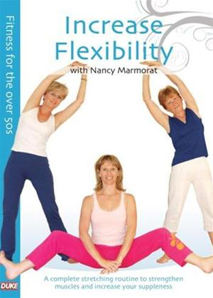 Rent Fitness for the Over 50s: Increase Flexibility Online DVD Rental