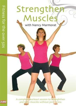 Rent Fitness for the Over 50s: Strengthen Muscles Online DVD Rental