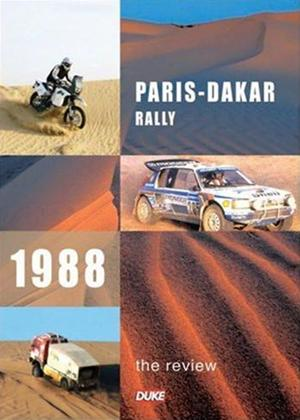Rent Paris-Dakar Rally 1988 Online DVD Rental