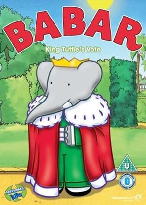 Babar: King Tuttles Vote Online DVD Rental