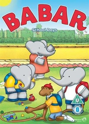 Rent Babar: School Days Online DVD Rental
