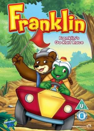 Franklin: Franklins Go Cart Race Online DVD Rental