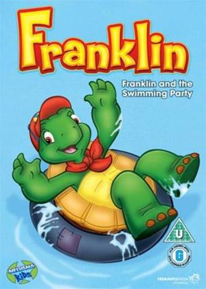 Franklin: Franklins Swimming Party Online DVD Rental