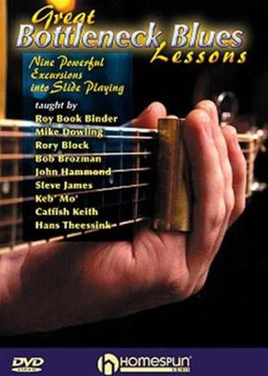 Great Bottleneck Blues Lessons Online DVD Rental
