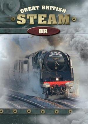 Great British Steam: BR Online DVD Rental
