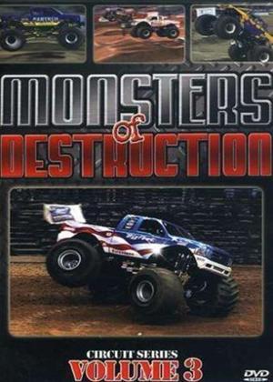 Rent Monsters of Destruction 3 Online DVD Rental