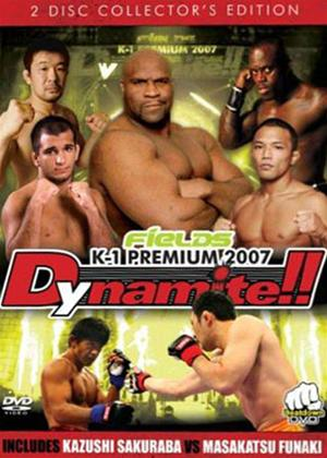 Rent K-1 Dynamite 2007 Online DVD Rental