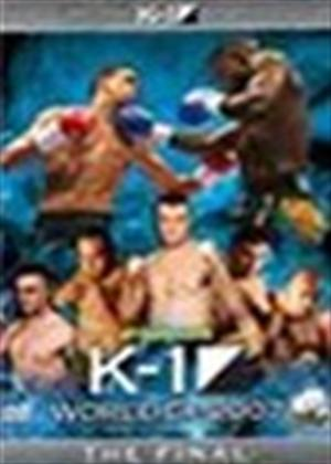 Rent K-1 World GP Final 2007 Online DVD Rental