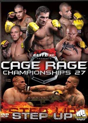 Cage Rage 27 Online DVD Rental