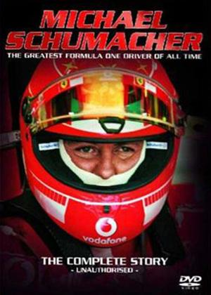 Rent Michael Schumacher Complete Story Online DVD Rental