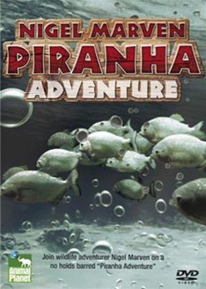 Piranhas with Nigel Marven Online DVD Rental