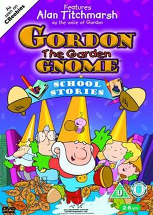 Gordon the Garden Gnome: School Online DVD Rental