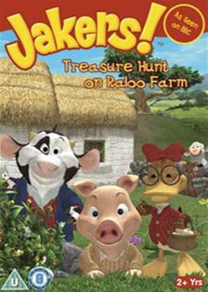 Jakers: Treasure Hunt on Raloo Online DVD Rental