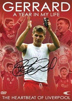 Rent Steven Gerrard: Year in My Life Online DVD Rental