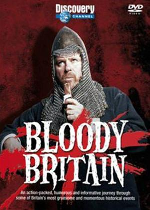 Rent Bloody Britain with Rory Mcgrath Online DVD Rental