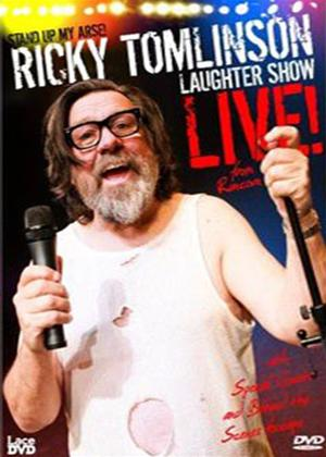Rent Ricky Tomlinson: Laughter Show Live Online DVD Rental