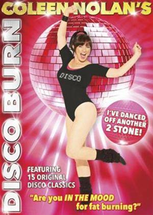 Coleen: Discoburn Online DVD Rental