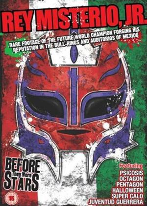 Rent Rey Mysterio Online DVD Rental