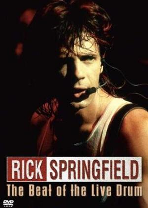 Rick Springfield: The Beat of The Live Drum Online DVD Rental