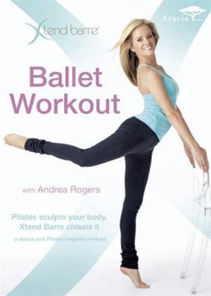 Rent XTend Barre: Ballet Workout Online DVD Rental