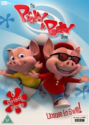 Pinky and Perky: License to Swill Online DVD Rental