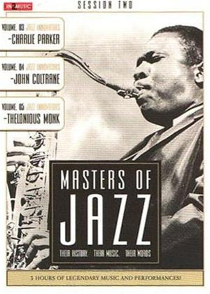 Masters of Jazz: Session 2 Online DVD Rental