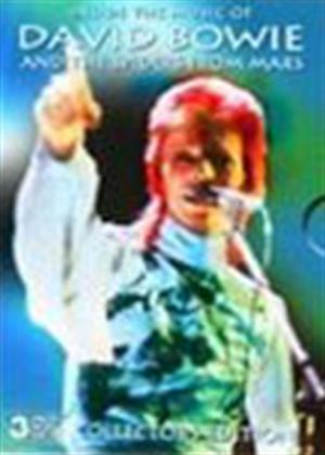 Rent Bowie and the Spiders from Mars: Under Review Online DVD Rental
