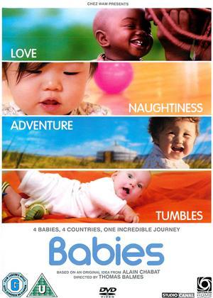 Babies Online DVD Rental