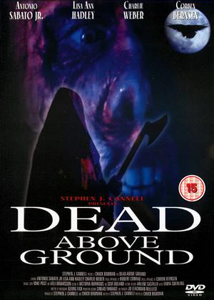 Dead Above Ground Online DVD Rental